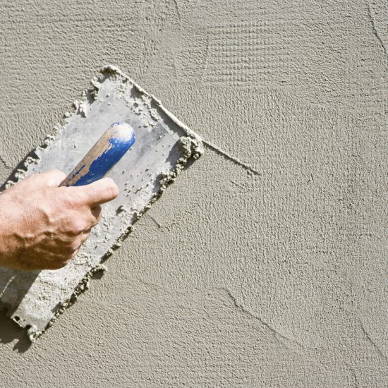 hand holding plastering toolSimilar image thumbnail: